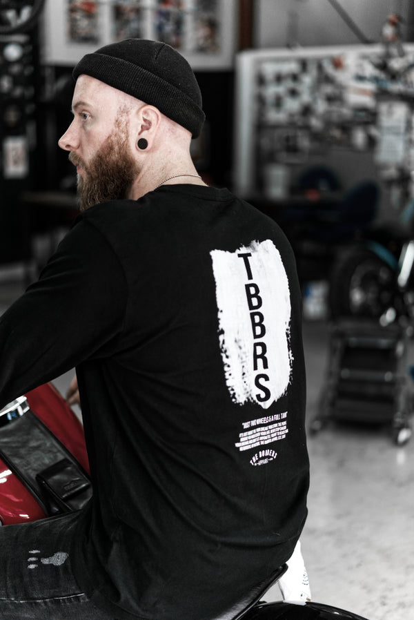 "THE BOBBERS Longsleeve ""TB DOWN"" - The Bobbers GbR"