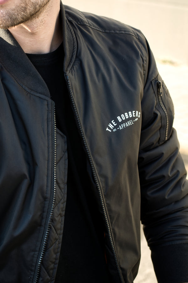 "THE BOBBERS BomberJacke ""TB APPAREL"""