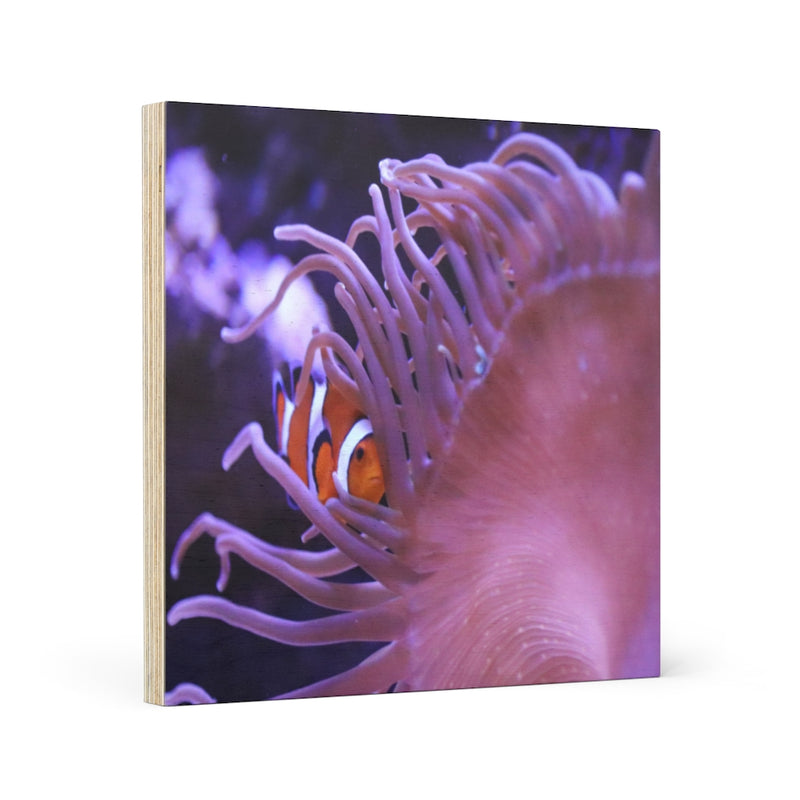 Under The Sea Wooden Canvas