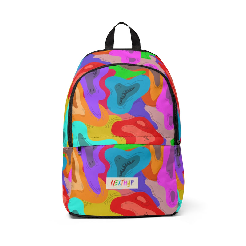 Slime Fabric Backpack