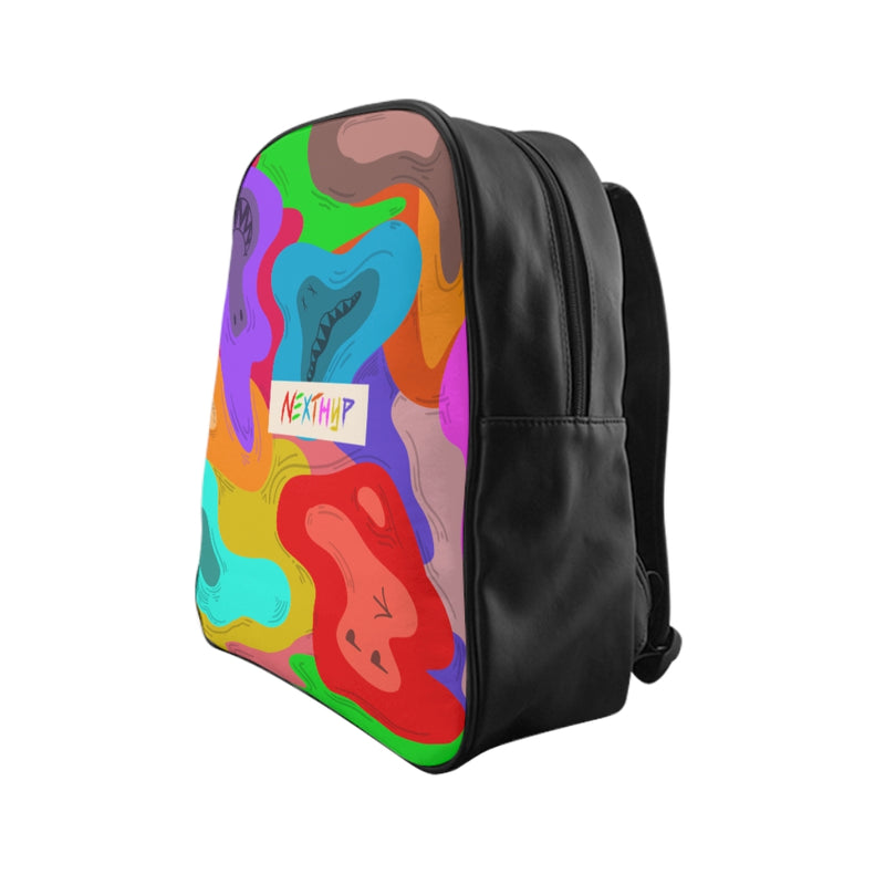 Slime Leather Backpack