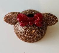 Mouse Straw Topper