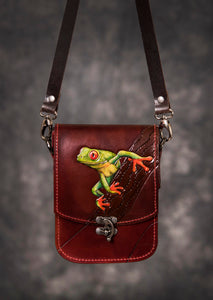 Meet Cathy Lapinel of Lapinel Arts Leatherwork