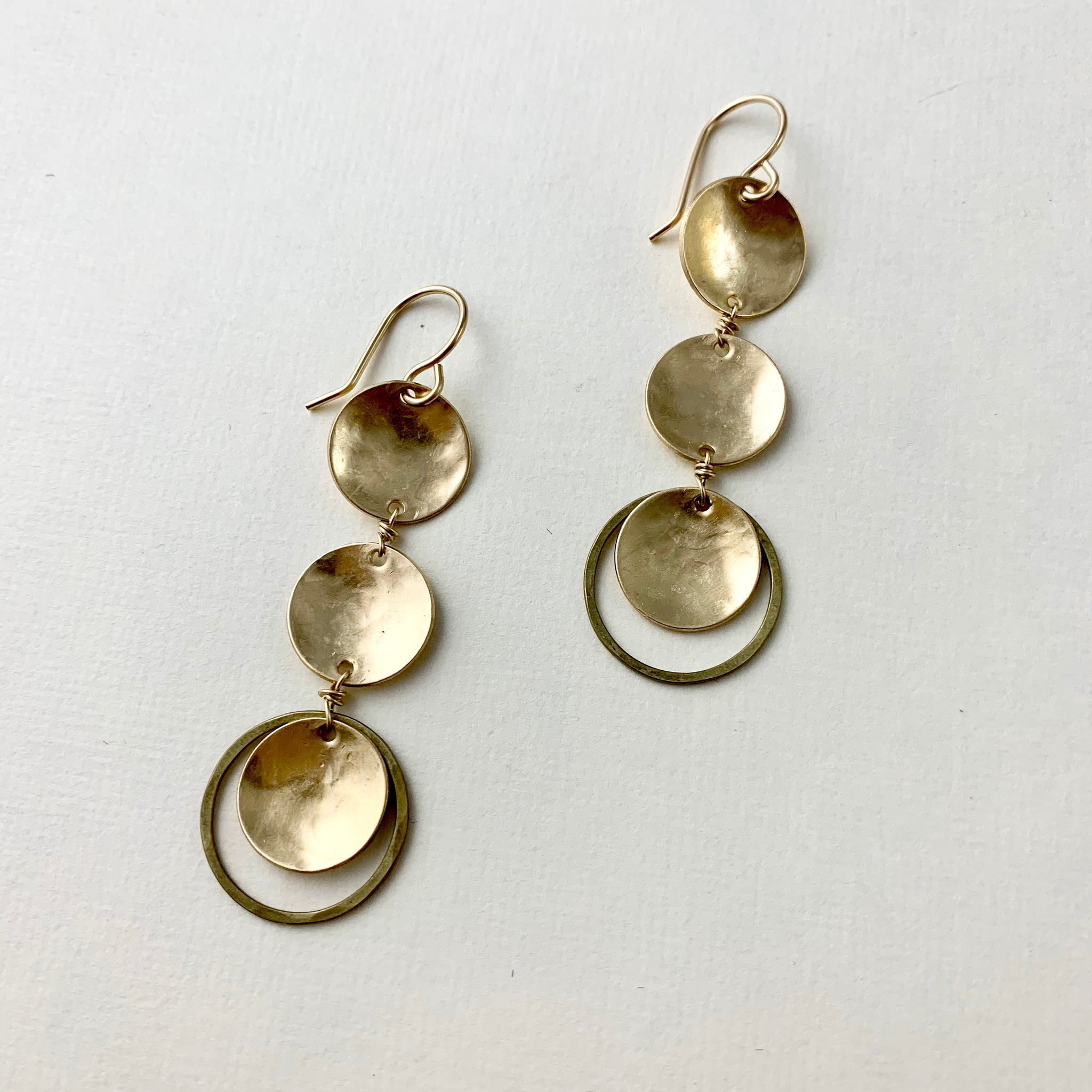 Rubble Earrings