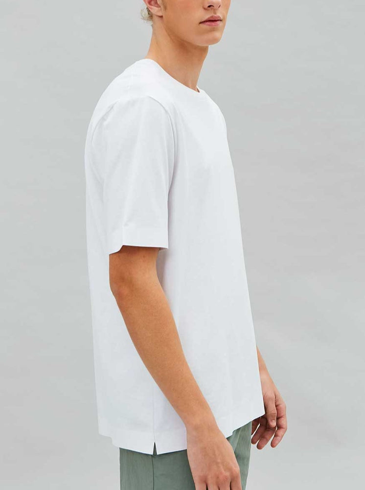 Load image into Gallery viewer, Organic Relaxed Tee in White