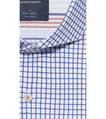 Futako Easy Iron Check Shirt Collar