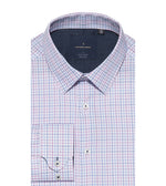 Tashikawa Easy Iron Plaid Shirt Folded