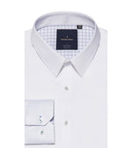 Takahashi Easy Iron White Shirt Folded