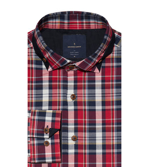 Load image into Gallery viewer, Kitakado Vintage Check Shirt Folded