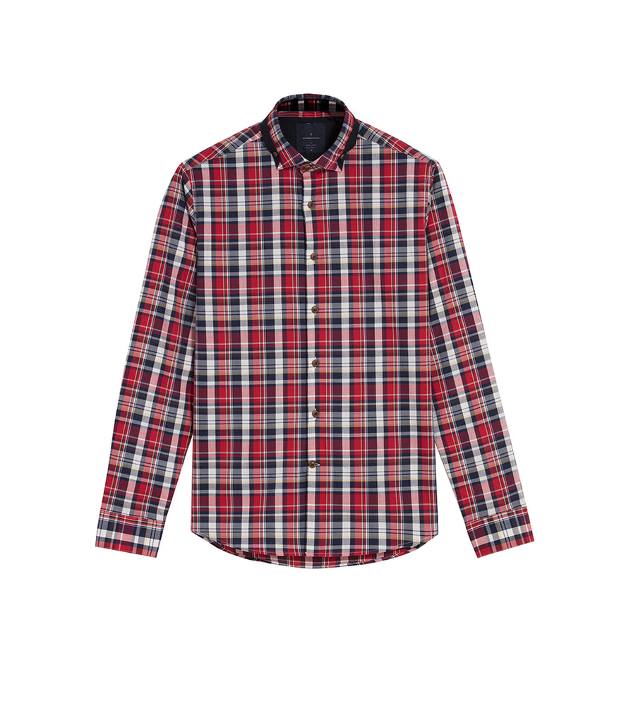 Load image into Gallery viewer, Kitakado Vintage Check Shirt Full