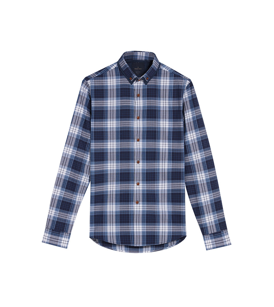 Load image into Gallery viewer, Shindanshi Vintage Check Shirt Full