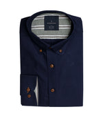 Yasai Washed Oxford Shirt - Folded
