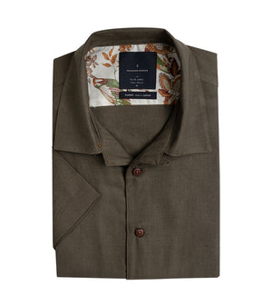 Load image into Gallery viewer, Imasaka Resort Camp Shirt Folded