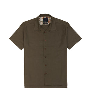 Load image into Gallery viewer, Imasaka Resort Camp Shirt Full