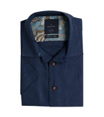 Hideki Resort Camp Shirt Folded