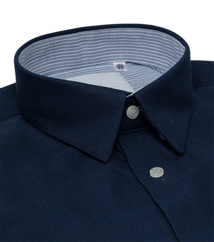 Load image into Gallery viewer, Roehampton Washed Oxford Shirt Collar