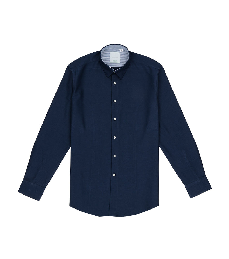 Load image into Gallery viewer, Roehampton Washed Oxford Shirt Full