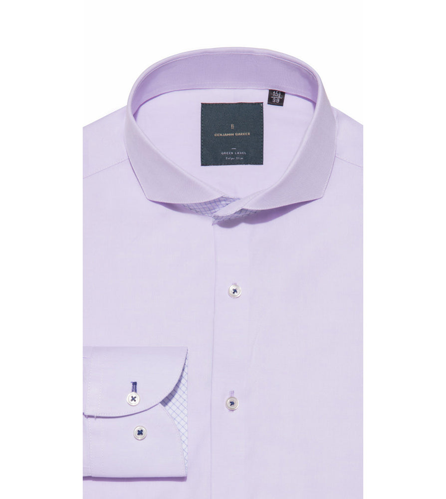 Koji Easy Iron Fine Twill Shirt Folded