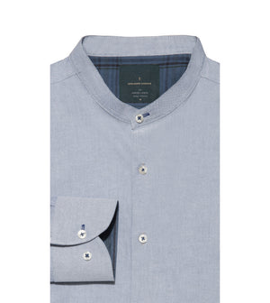 Load image into Gallery viewer, Takumi Vintage Washed Oxford Shirt Folded