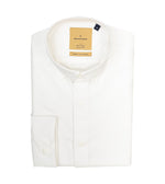 Allington Oxford Cyclist Shirt Folded