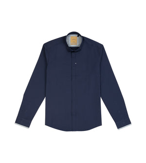 Load image into Gallery viewer, Kerwin Sq Vintage Wash Shirt Full