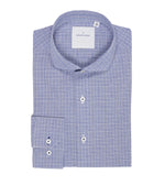 Birkbeck Hill Glen Check Shirt Folded