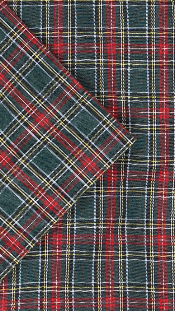 Load image into Gallery viewer, Braidwood Cottage Plaid Shirt Cuff