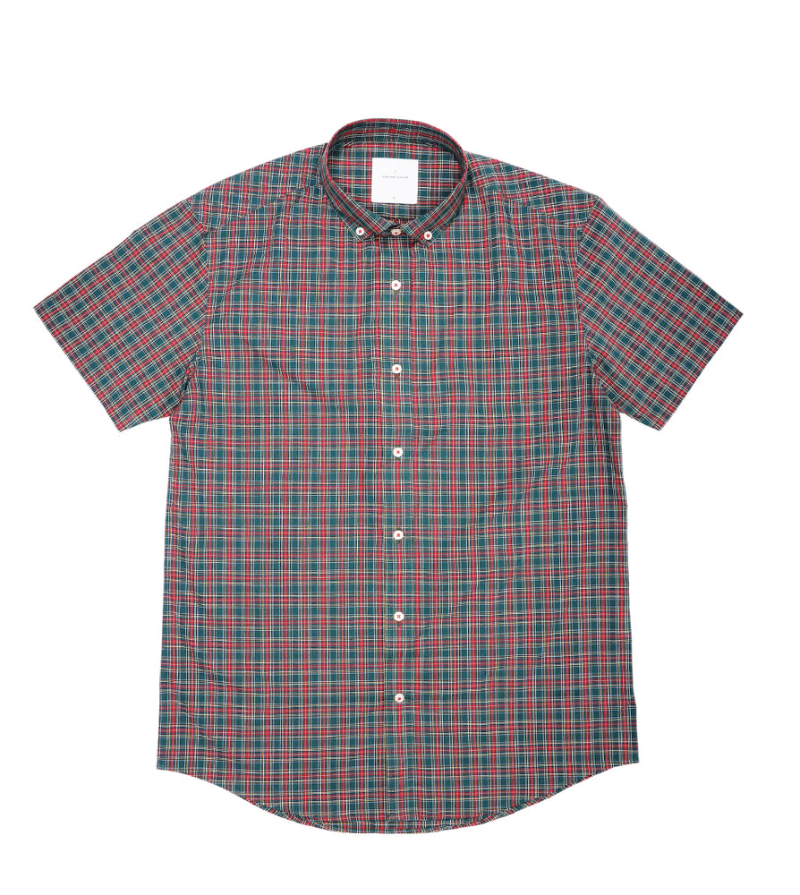 Load image into Gallery viewer, Braidwood Cottage Plaid Shirt Full