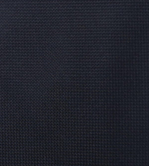 Load image into Gallery viewer, Oxford Tie Navy Oxford Weave Fabric