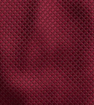 Load image into Gallery viewer, Lattice Weave Oxford Tie In Maroon Fabric