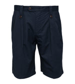 Bermondsy Vintage Military Shorts In Navy Full