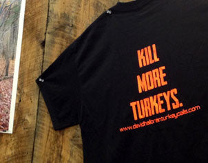 David Halloran Turkey Call T-Shirts