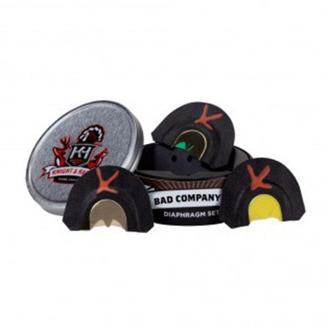 Bad Company Diaphragm Set