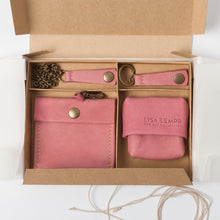 Load image into Gallery viewer, Mini Gift Bento - E, rosy dawn