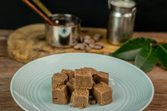 Creamy Milk Chocolate Fudge