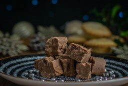 Limited edition - Milk Chocolate Mince Pie Fudge