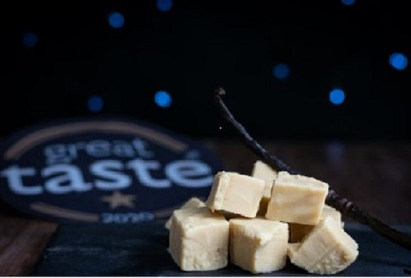 AWARD WINNING- Creamy Vanilla Fudge