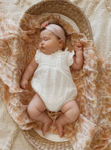 Load image into Gallery viewer, Bamboo Swaddle - Peach Bloom - Mae & Rae