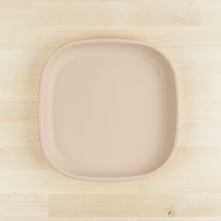 Large Flat Plate - Sand - Re-Play