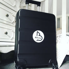 Load image into Gallery viewer, Hard Shell Luggage - Black
