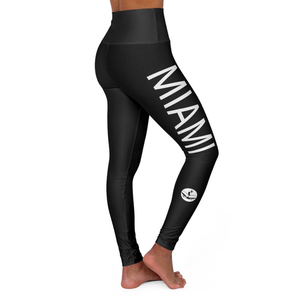 Urban Island Gear MIAMI High Waisted Yoga Leggings
