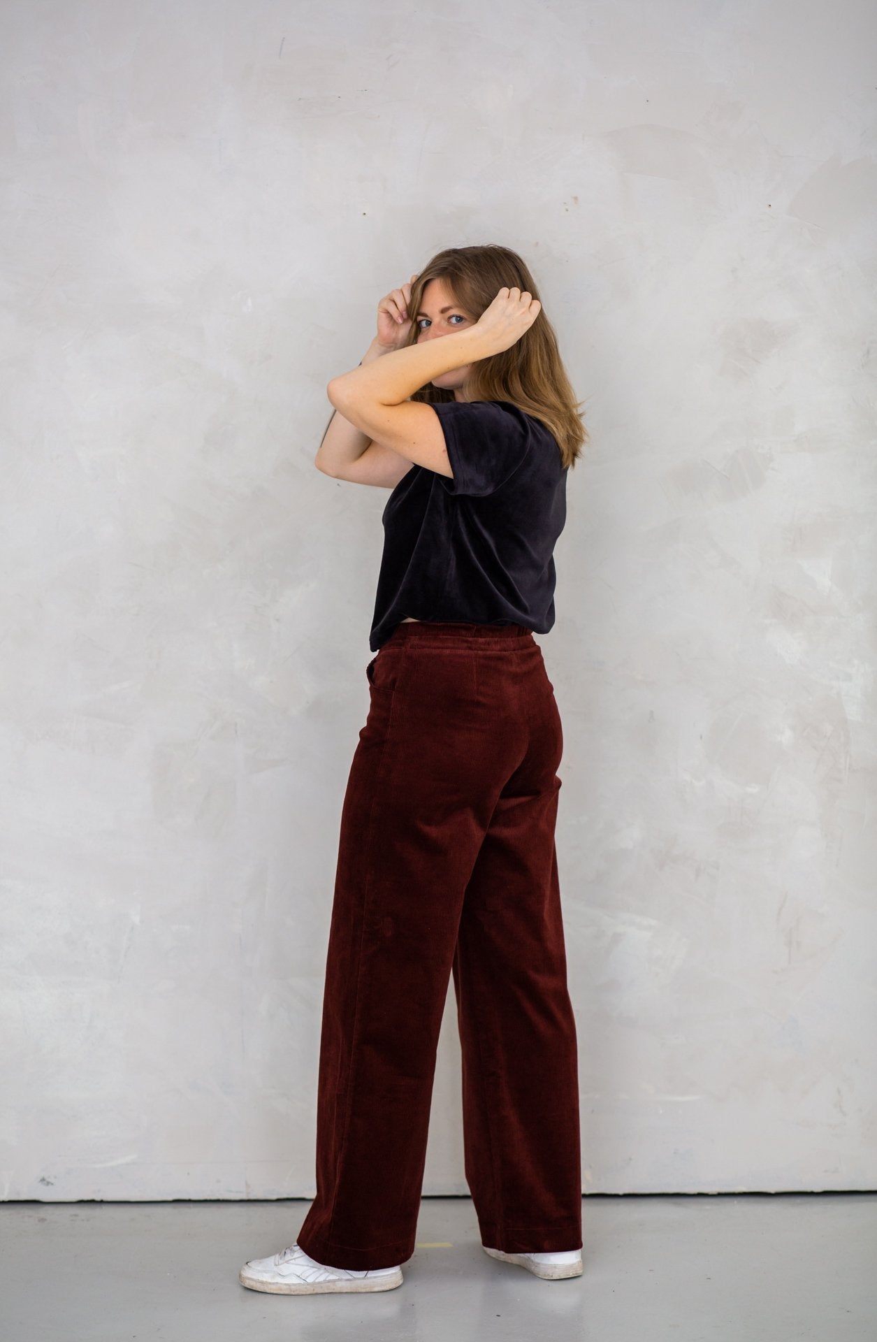 Rosewood Trousers