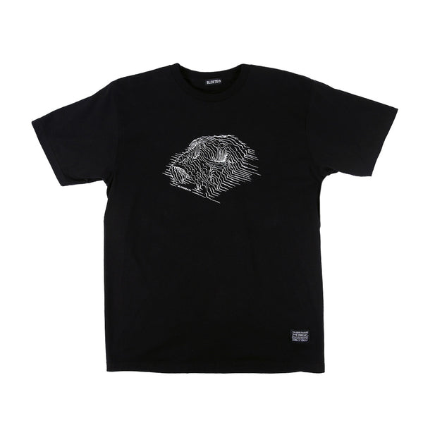 Abyss Tee - Black