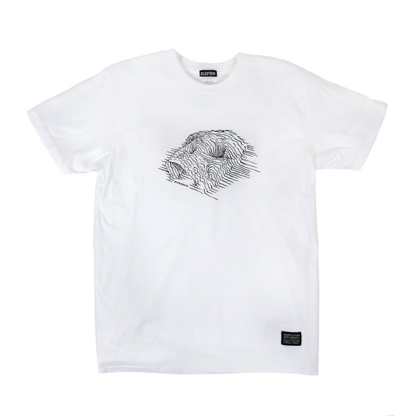 Abyss Tee - White