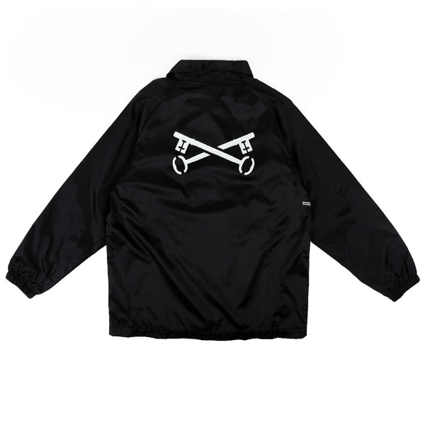 Keys Coach Jacket - Black