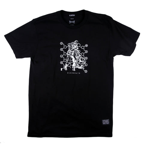 Cold World Tee - Black