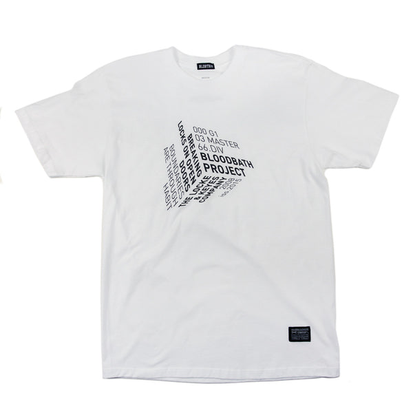 Cubic Tee - White