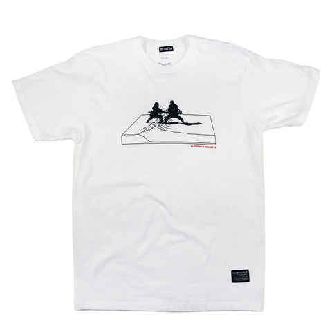 The Duel Tee - White