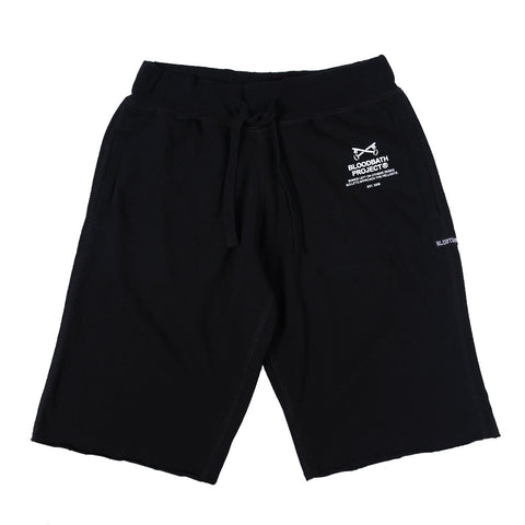 Subset Fleece Shorts - Black