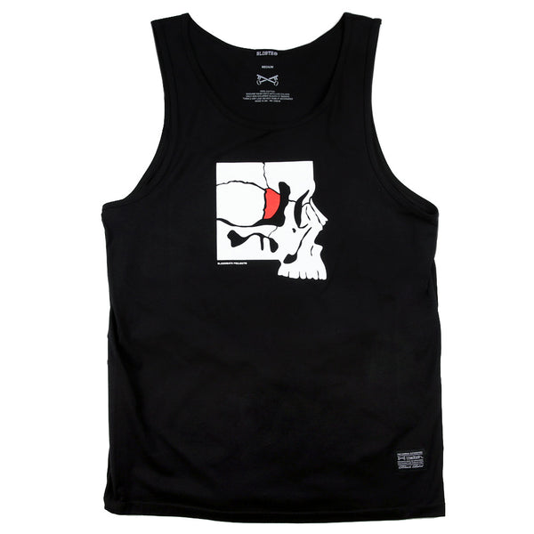 Temple Tank Top - Black